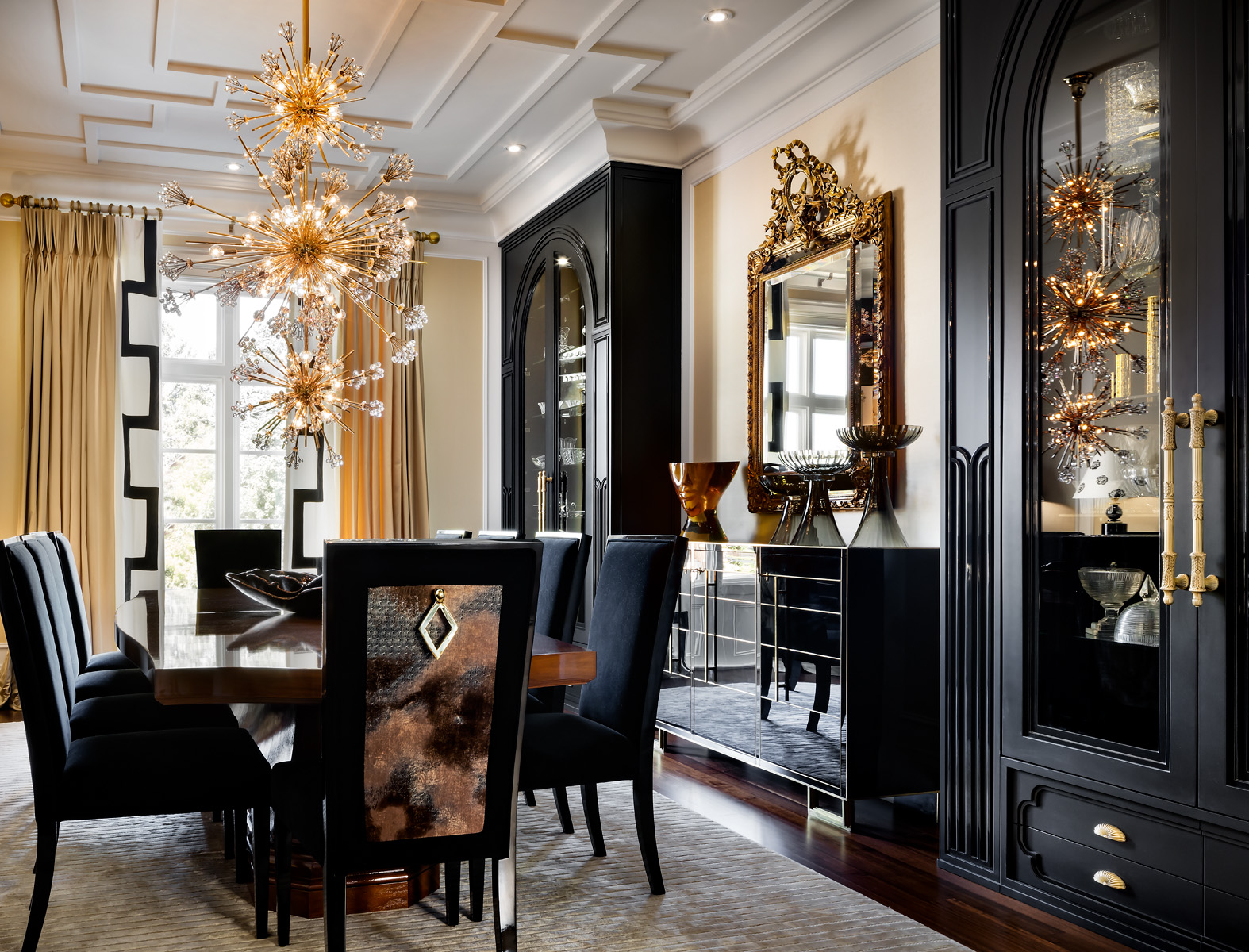 French Provincial Grandeur In Richmond Hill Lorne Rose